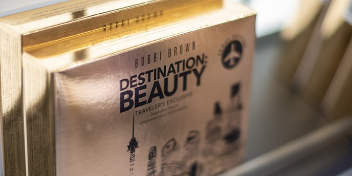 Bobbi brown destination beauty kit