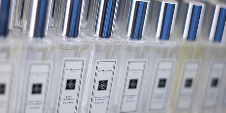 Jo Malone cologne products